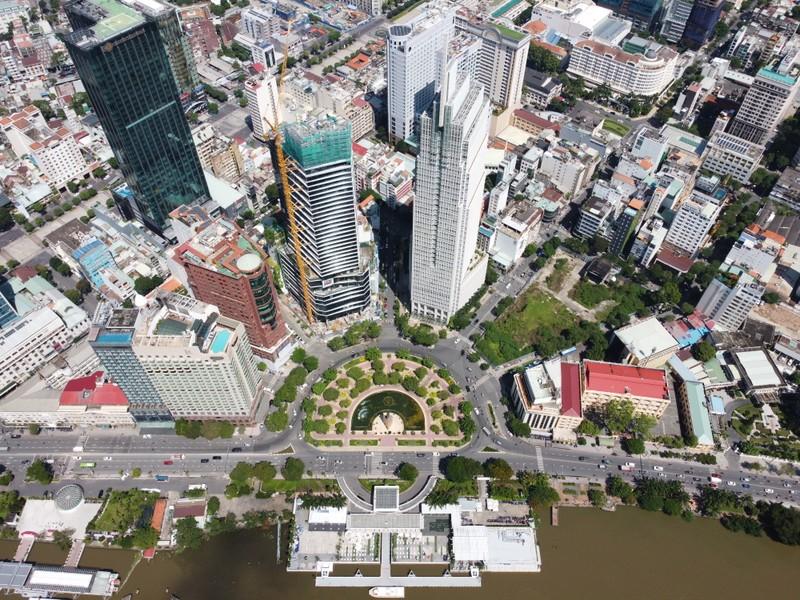 Can canh khach san 5 sao Hilton Sai Gon bi de nghi ra soat phap ly