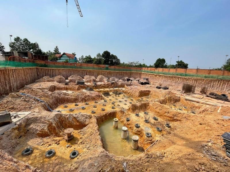 C-River View xay dung khong phep, cong ty cua doanh nhan Nguyen Quoc Cuong bi phat 40 trieu
