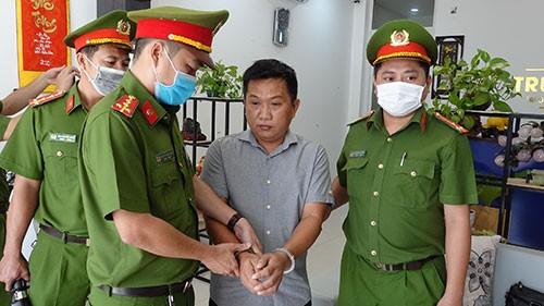 Vi sao giam doc Cong ty Trung Land bi bat?