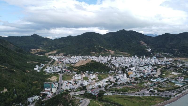 Khanh Hoa dieu chinh gan 2.000 m2 dat de xay chung cu 40 tang