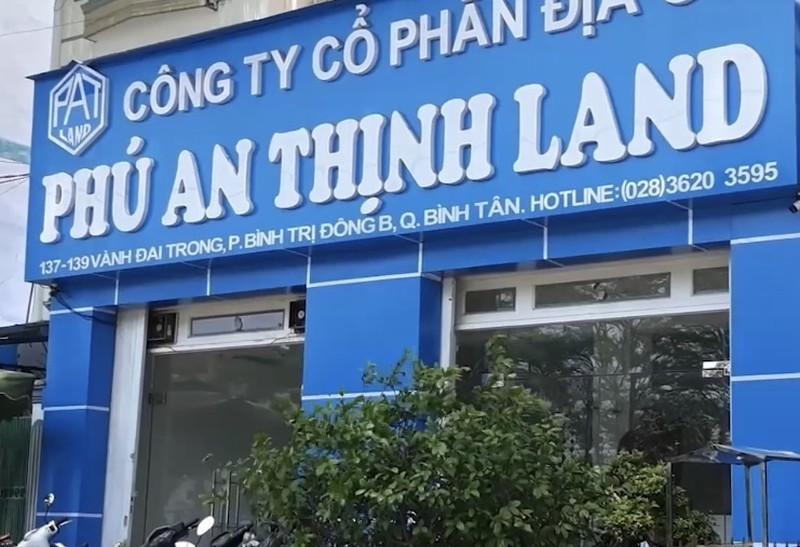 De nghi truy to Giam doc Phu An Thinh Lan ve du an 'ma' o Sai Gon, Long An