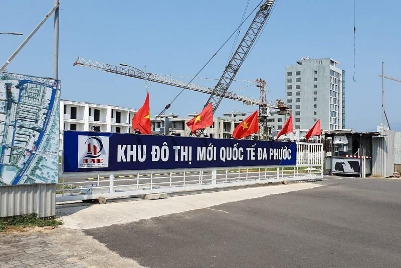Da Nang se thu hoi 181 ha dat du an Khu do thi Quoc te Da Phuoc