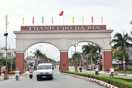 Ba Ria - Vung Tau thanh lap cum cong nghiep Long Phuoc hon 10 ha
