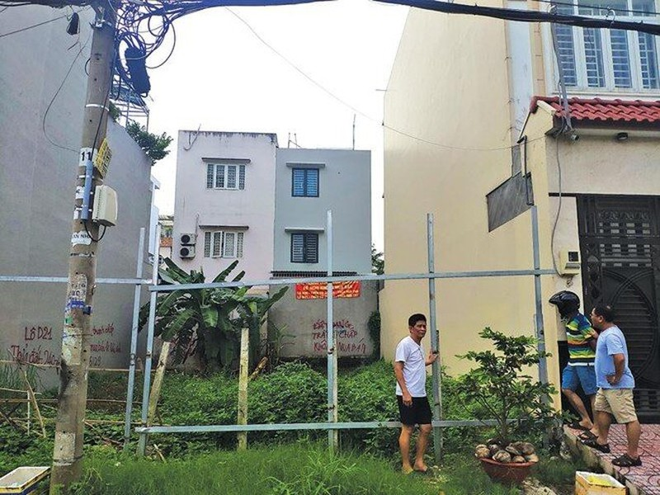 Tam giam Giam doc Cong ty Dai Hai vu khu dan cu Hiep Binh Chanh bi rao ban
