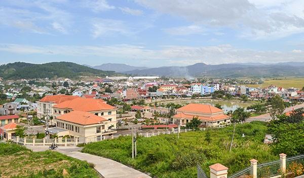 Cong ty Tan Mai muon chuyen hon 118 ha dat rung lam du an khu dan cu Lam Dong