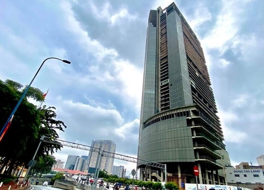 HoREA 'hien ke' cuu du an bo hoang Saigon One Tower 7.000 ty dong