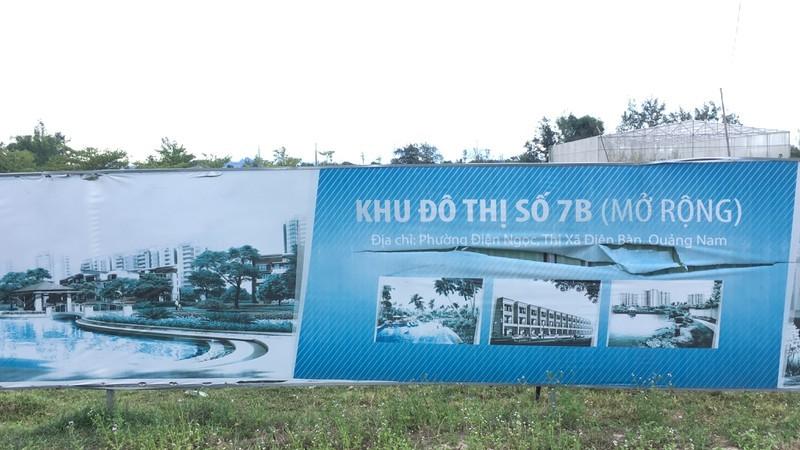 Quang Nam xem xet cham dut hoat dong 4 khu do thi cua Cong ty Bach Dat An