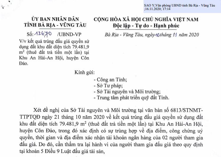 Bo Cong an yeu cau cung cap ho so 2 khu dat ba Tran Ngoc Bich trung dau gia-Hinh-2