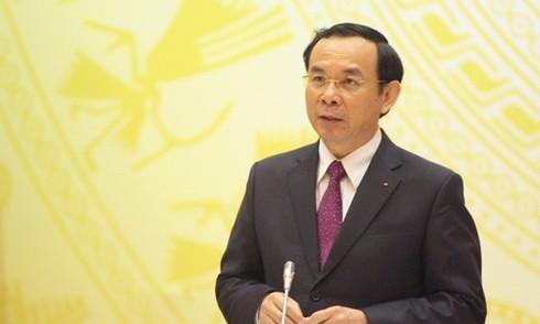 Gioi thieu ong Nguyen Van Nen de bau lam Bi thu Thanh uy TP HCM