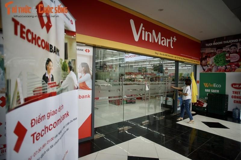 69 F1 he thong Vinmart lien quan Cty Thanh Nga am tinh voi SARS-CoV-2