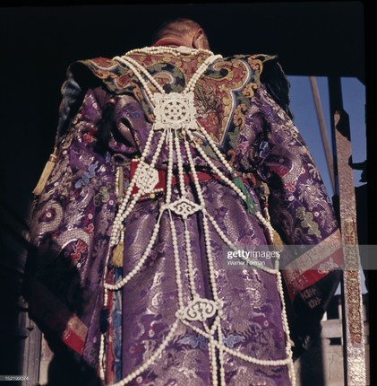 Loat anh dac sac ve the gioi tam linh o Ulan Bator nam 1962-Hinh-13