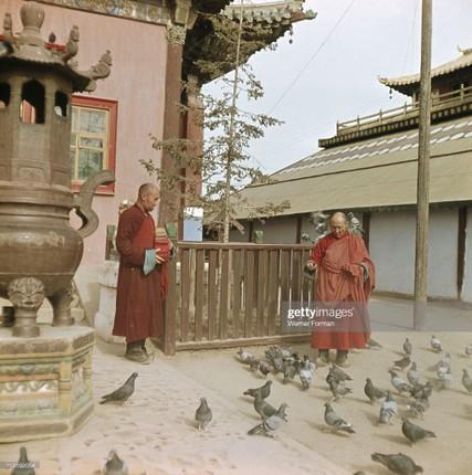 Loat anh dac sac ve the gioi tam linh o Ulan Bator nam 1962-Hinh-9