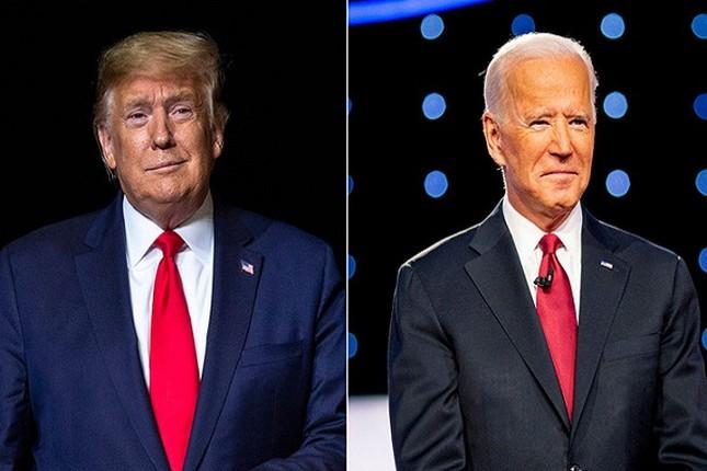 Cu tri goc Viet ung ho Tong thong Trump hay ong Biden?