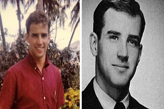 Thoi thanh nien cua ong Joe Biden