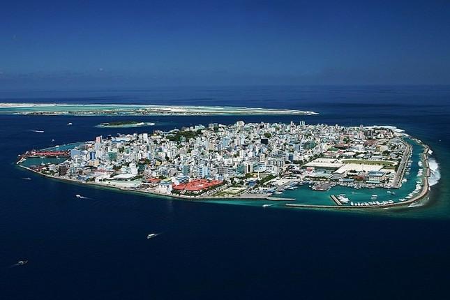 Nhung su that ve quoc dao Maldives
