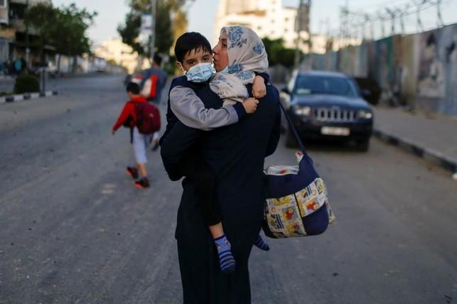 Nhung con so gay soc trong 1 tuan xung dot Israel - Palestine-Hinh-6