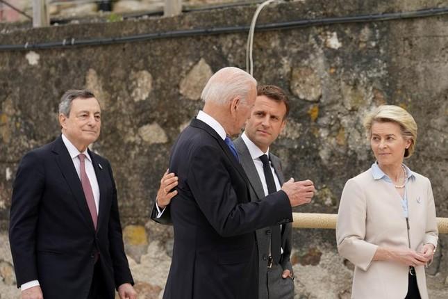 Cac nha lanh dao G7 va nhung khoanh khac an tuong-Hinh-11