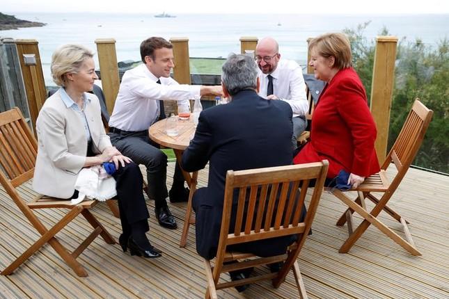Cac nha lanh dao G7 va nhung khoanh khac an tuong-Hinh-12
