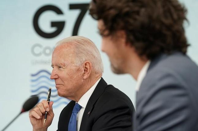 Cac nha lanh dao G7 va nhung khoanh khac an tuong-Hinh-13