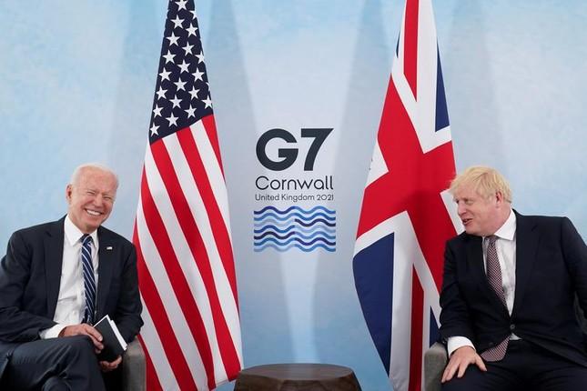 Cac nha lanh dao G7 va nhung khoanh khac an tuong-Hinh-14