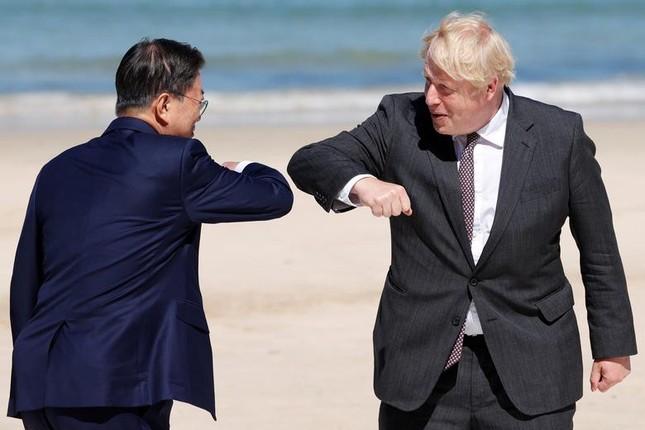 Cac nha lanh dao G7 va nhung khoanh khac an tuong-Hinh-2