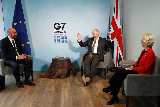 Cac nha lanh dao G7 va nhung khoanh khac an tuong-Hinh-6