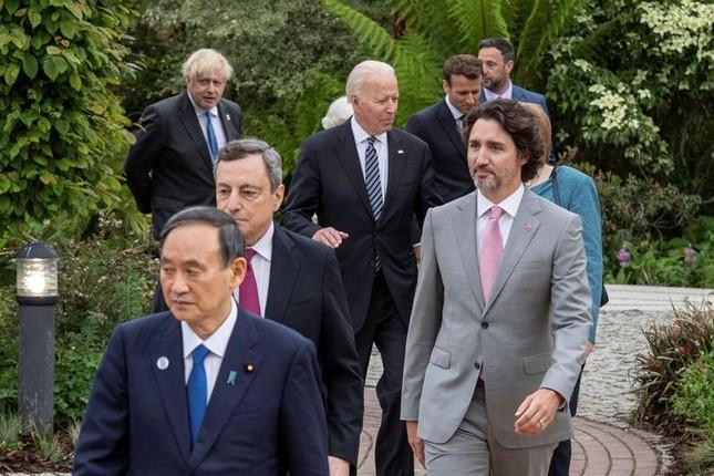 Cac nha lanh dao G7 va nhung khoanh khac an tuong-Hinh-8