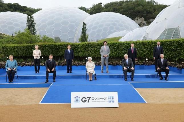 Cac nha lanh dao G7 va nhung khoanh khac an tuong-Hinh-9