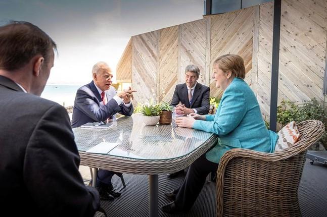 Cac nha lanh dao G7 va nhung khoanh khac an tuong