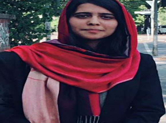 Chan dung con gai Dai su Afghanistan bi bat coc o Pakistan-Hinh-5