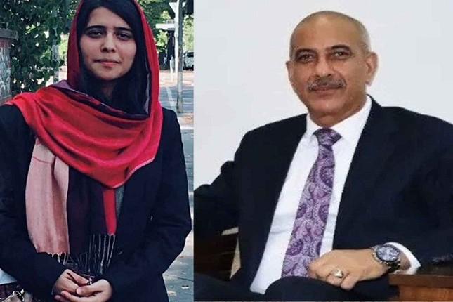 Chan dung con gai Dai su Afghanistan bi bat coc o Pakistan