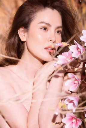 Can canh nhan sac hoa hau Phuong Le buoc sang tuoi 41-Hinh-2