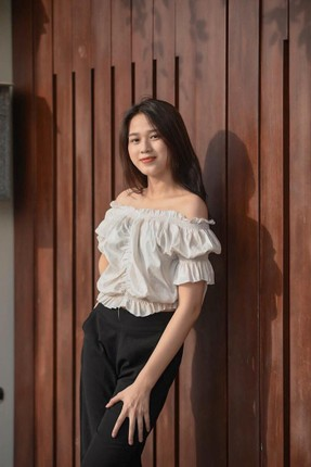 Hoa hau Viet Nam Do Thi Ha voi gu thoi trang nu tinh cuc xinh-Hinh-2