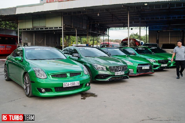 Cuong Do la lai Porsche 911 Carrera S hoi tu dan choi sieu xe tai Binh Phuoc