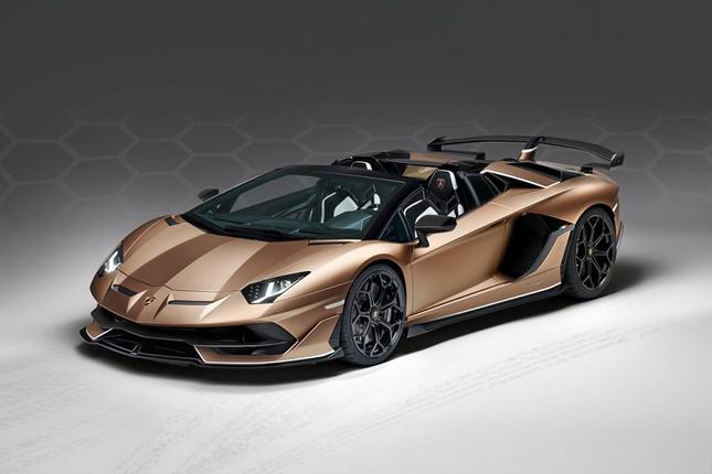Dai gia Cuong Do la tau sieu xe Lamborghini Aventador SVJ mui tran-Hinh-9