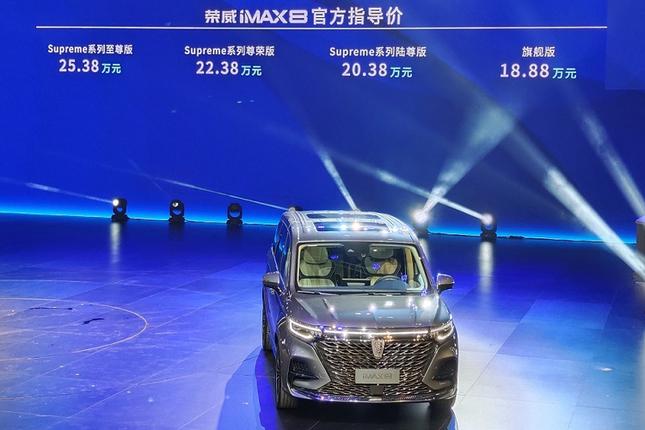 Can canh MPV co lon Roewe iMax8 chi 655 trieu dong tai Trung Quoc-Hinh-2