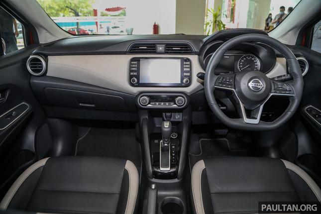 Can canh Nissan Sunny 2020 gia tu 465 trieu dong sap ve Viet Nam-Hinh-4