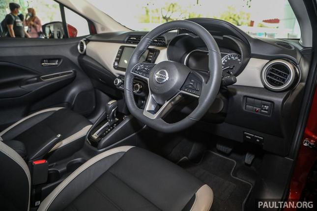 Can canh Nissan Sunny 2020 gia tu 465 trieu dong sap ve Viet Nam-Hinh-5