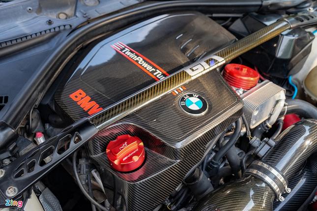 Dan choi bo ra chi 1,5 ty do BMW 428i thanh M4-Hinh-11
