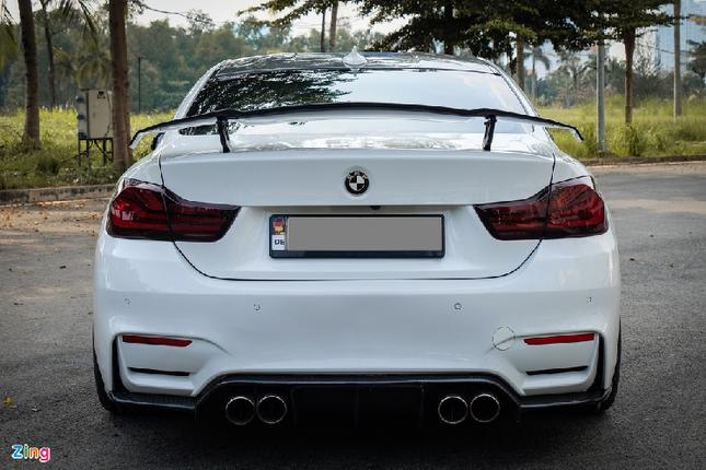 Dan choi bo ra chi 1,5 ty do BMW 428i thanh M4-Hinh-6