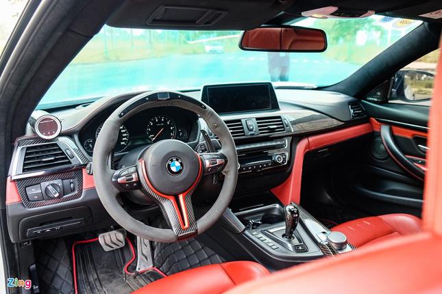 Dan choi bo ra chi 1,5 ty do BMW 428i thanh M4-Hinh-8