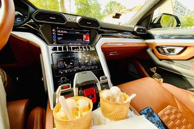 Dai gia Cuong Do la tau sieu xe Lamborghini Aventador SVJ mui tran-Hinh-6