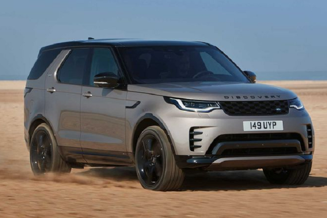 Can canh Land Rover Discovery 2021 gia tu 1,24 ty dong