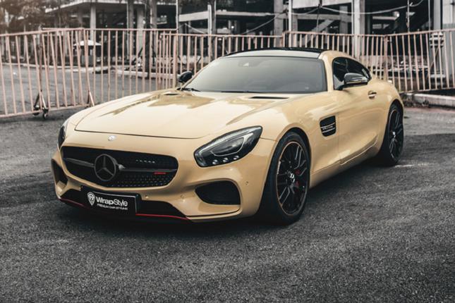 Chum anh Mercedes-AMG GT S gia hon 8 ty o Sai Gon-Hinh-2