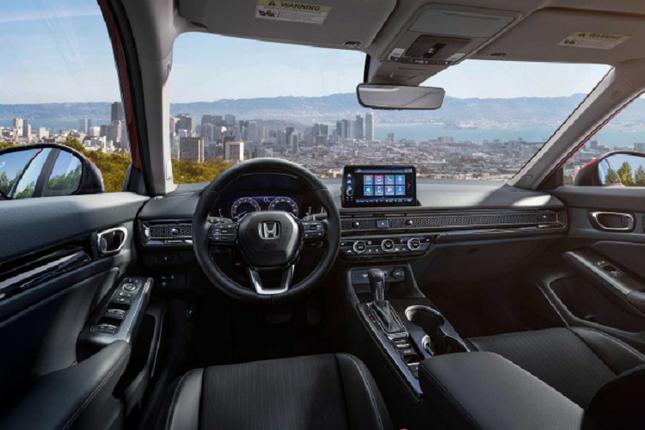Thiet ke gay tranh cai cua Honda Civic 2022 the he moi-Hinh-8