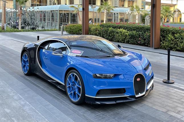 Sieu xe nhieu nhu lon con o Dubai