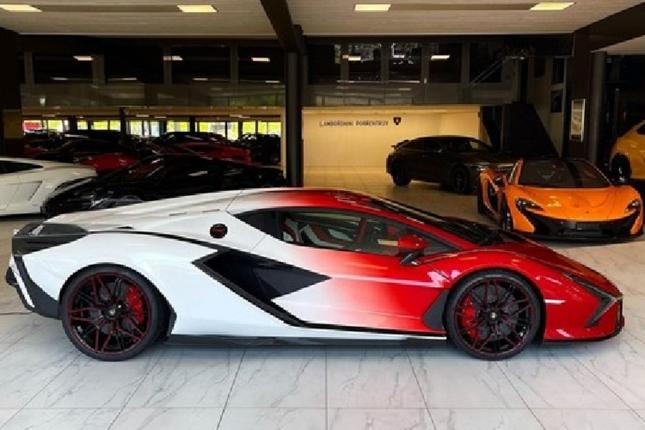 Can canh Lamborghini Sian hybrid gia hon 82 ty dong-Hinh-8