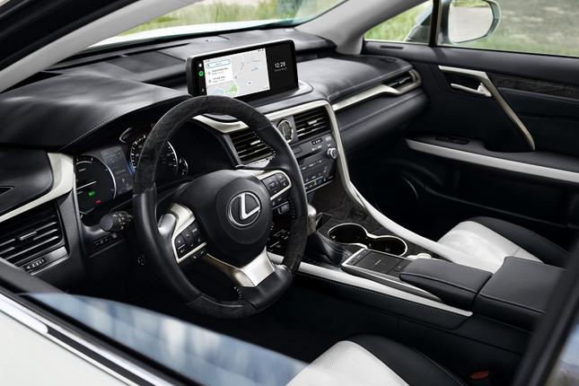Can canh Lexus RX L Black Line 2022 dep khong ty vet gia hon 1 ty dong-Hinh-2