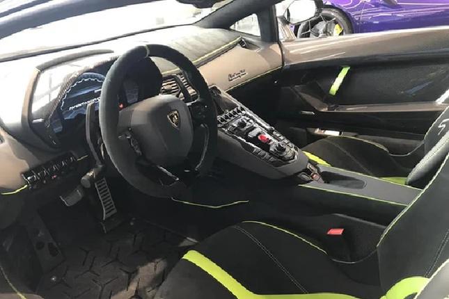 Dai gia Sai Gon tau Lamborghini Aventador SVJ gia hon 50 ty-Hinh-6