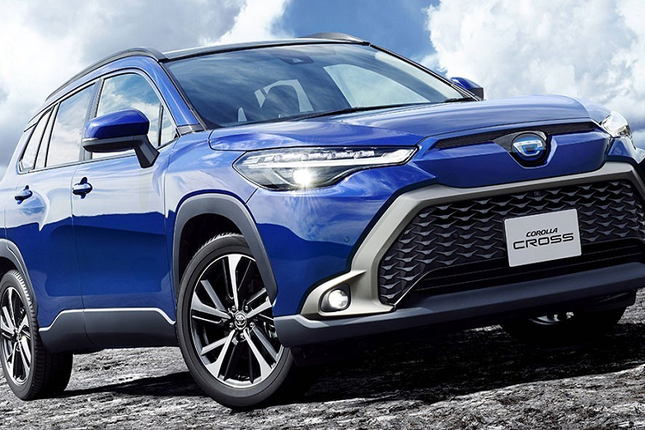 Can canh Toyota Frontlander 2022 tai Trung Quoc giong het Cross-Hinh-2